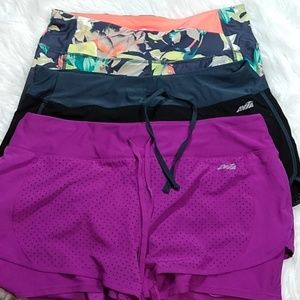 AVIA Sport Shorts Bundle